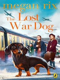 Cover The Lost War Dog
