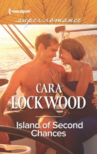 Cover Island Of Second Chances (Mills & Boon Superromance)