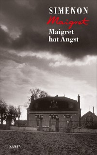 Cover Maigret hat Angst