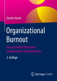 Cover Organizational Burnout