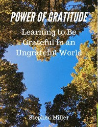 Cover Power of Gratitude: Learning to Be Grateful In an Ungrateful World