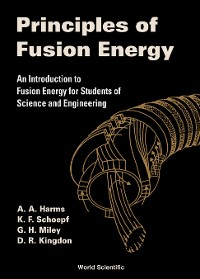 Cover Principles of Fusion Energy