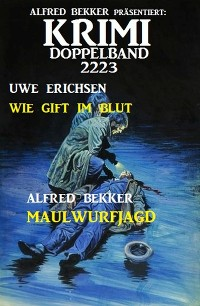 Cover Krimi Doppelband 2223