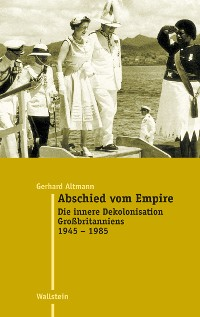 Cover Abschied vom Empire