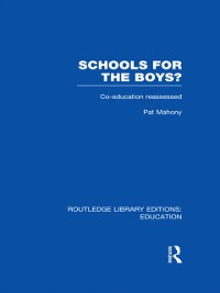 Cover Schools for the Boys?