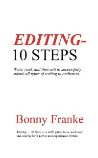 Cover Editing- 10 Steps