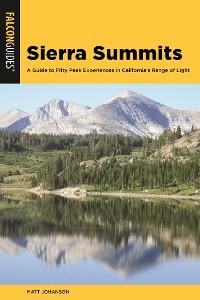 Cover Sierra Summits