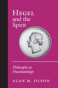 Cover Hegel and the Spirit