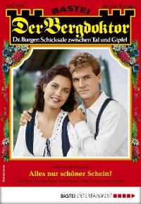 Cover Der Bergdoktor 1988 - Heimatroman