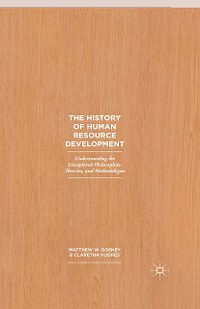Cover The History of Human Resource Development
