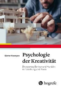 Cover Psychologie der Kreativität