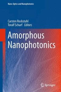 Cover Amorphous Nanophotonics