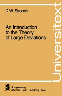 Cover Introduction to the Theory of Large Deviations