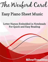 Cover The Wexford Carol Easy Piano Sheet Music