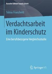 Cover Verdachtsarbeit im Kinderschutz