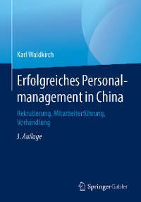 Cover Erfolgreiches Personalmanagement in China