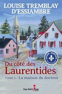 Cover Du cote des Laurentides, tome 3