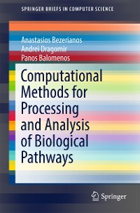Cover Computational Methods for Processing and Analysis of Biological Pathways