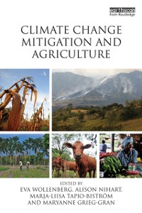Cover Climate Change Mitigation and Agriculture