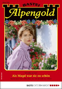 Cover Alpengold 331 - Heimatroman