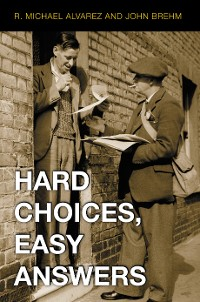 Cover Hard Choices, Easy Answers