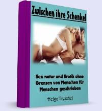Cover Zwischen ihre Schenkel