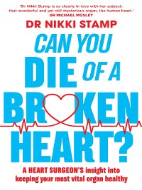 Cover Can You Die of a Broken Heart?