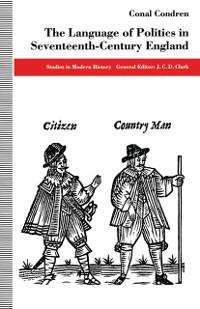 Cover Language of Politics in Seventeenth-Century England