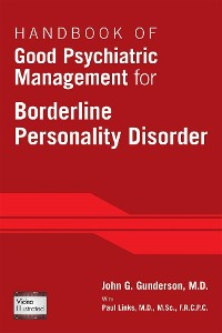 Cover Handbook of Good Psychiatric Management for Borderline Personality Disorder