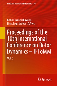 Cover Proceedings of the 10th International Conference on Rotor Dynamics – IFToMM