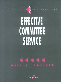 Cover Effective Committee Service