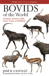 Cover Bovids of the World