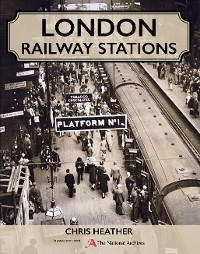 Cover London Railway Stations