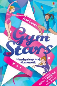 Cover Gym Stars: Handsprings and Homework