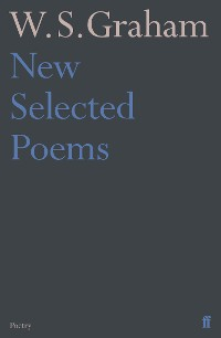 Cover New Selected Poems of W. S. Graham