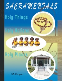 Cover Holy Things, Holy Actions, Holy Places