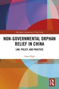 Cover Non-Governmental Orphan Relief in China