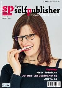 Cover der selfpublisher 11, 3-2018, Heft 11, September 2018