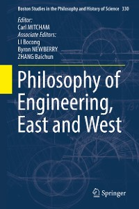 Cover Philosophy of Engineering, East and West