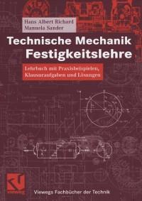 Cover Technische Mechanik. Festigkeitslehre