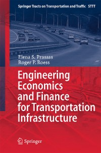 Cover Engineering Economics and Finance for Transportation Infrastructure