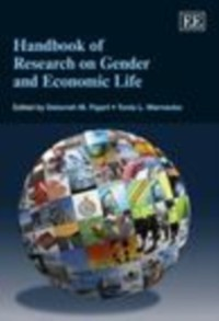Cover Handbook of Research on Gender and Economic Life