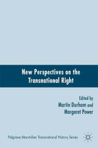 Cover New Perspectives on the Transnational Right