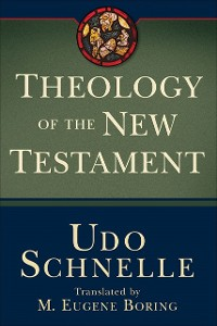 Cover Theology of the New Testament