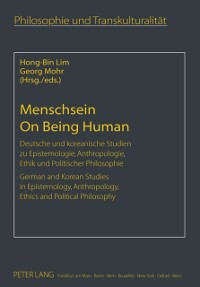 Cover Menschsein- On Being Human
