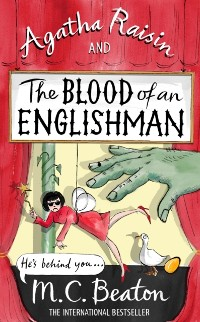 Cover Agatha Raisin and the Blood of an Englishman