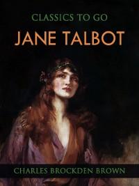 Cover Jane Talbot