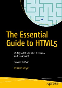 Cover The Essential Guide to HTML5