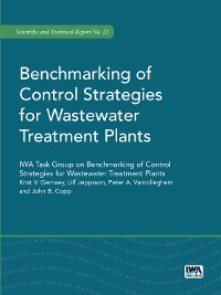 Cover Benchmarking of Control Strategies for Wastewater Treatment Plants