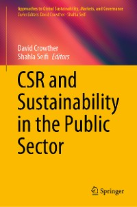 Cover CSR and Sustainability in the Public Sector